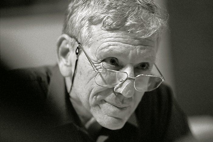 photo portraits Amos Oz